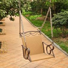 Garden Swinging Chairs